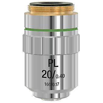 BRESSER Planachromat lens 20x