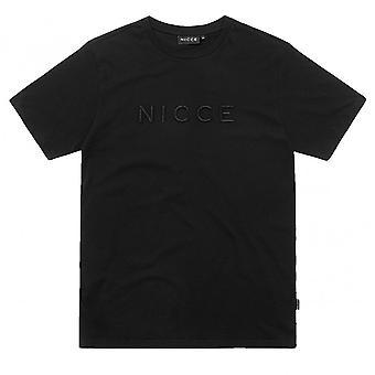 NICCE Mercury Black T-shirt