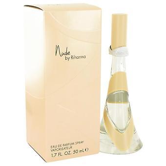 Nude by rihanna eau de parfum spray by rihanna 502616 50 ml