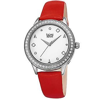 Burgi Clock Woman Ref. BUR221RD, INL.