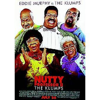 The Nutty Professor 2:The Klumps Original Cinema Poster (en)