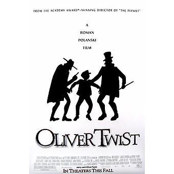 Oliver Twist (Double Sided Regular) Poster originale del cinema