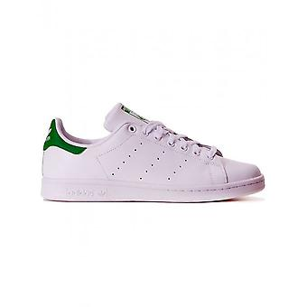 Adidas - Shoes - Sneakers - M20324_StanSmith - Unisex - white,green - UK 3.5