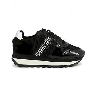 Bikkembergs - Schuhe - Sneakers - FEND-ER_2087-MESH_BLACK - Damen - Schwartz - 41