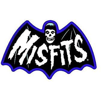 Misfits bat Fiend-klistermærke (CV)