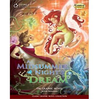 A Midsummer Night's Dream - Classic Graphic Novel Collection by Classi