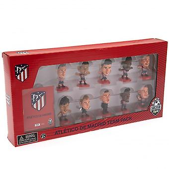 Atletico Madrid FC SoccerStarz Team Pack (Pack Of 10)