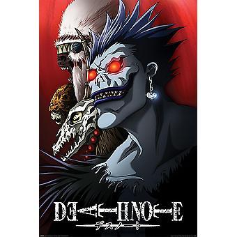 Death Note Poster Shinigami