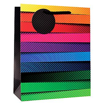 Simon Elvin Contemporary Bold Design Gift Bags (Pack of 6)