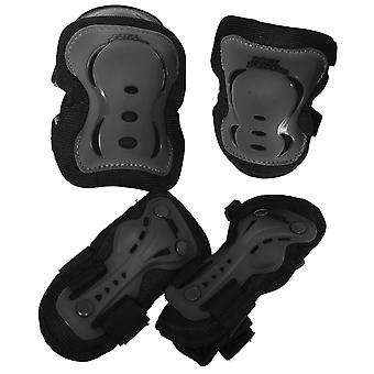No Fear Unisex Skate Protection 3 pack
