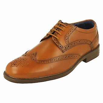 Mens Padders Formal Lace Up Shoes