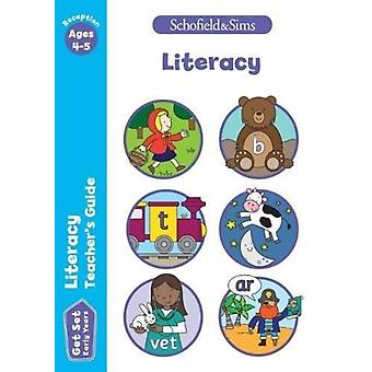 Get Set Literacy Teachers Guide Early Years Foundation Sta