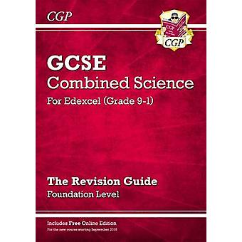 Grade 91 GCSE Combined Science Edexcel Revision Guide with