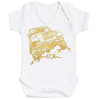 Off-Roading - Baby Bodysuit