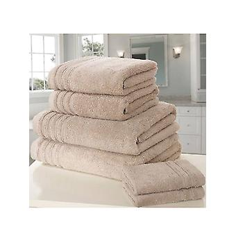 So Soft 6 Piece Toalla Bale Taupe