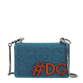 Dolce&gabbana women's crossbody bag, blue
