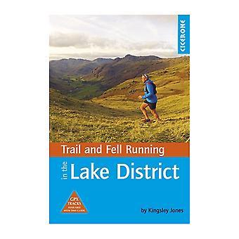 Cicerone Clear Trail Et Est Tombé en cours d'exécution dans le Lake District