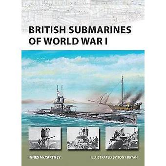 الغواصات البريطانية من الحرب العالمية الثانية من قبل إينيس مكارتني