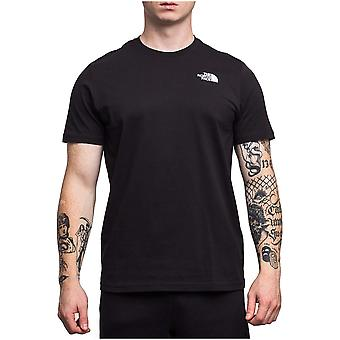 North Face Red Box Tee NF0A2TX2JK31 universal kesä miesten t-paita