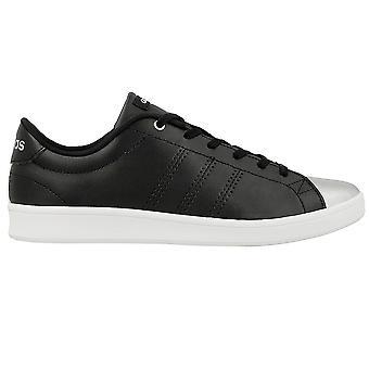 أديداس ميزة نظيفة QT W AW4013 أحذية نسائية أحذية رياضية سوداء أحذية رياضية أحذية رياضية