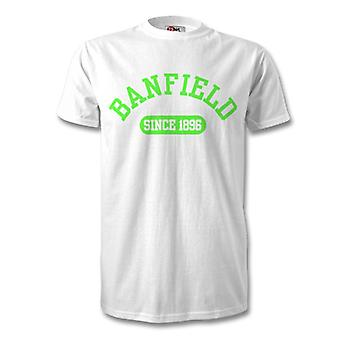 Banfield 1896 etablerade fotboll Kids T-Shirt