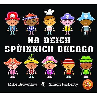Deich Spuinnich Bheaga by Mark Brownlow - 9780861525232 Book