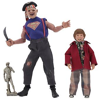 Sloth e Chunk 2 Pack Figure Set from The Goonies