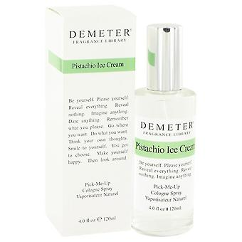 Demeter pistachio ice cream cologne spray by demeter 517067 120 ml
