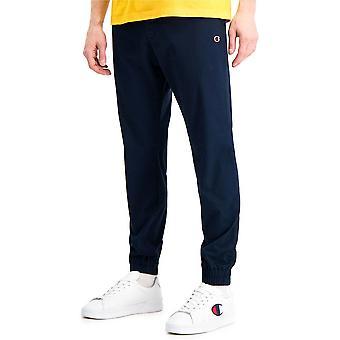 Pantalon de manchette d'élastique champion 2143666BS538 universel pantalon homme toute l'année