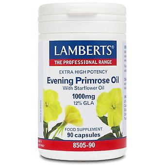 Lamberts Evening Primrose Oil with Starflower Oil 1000 mg