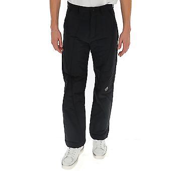 A Cold Wall Acwmf19tnb01 Men's Black Cotton Pants