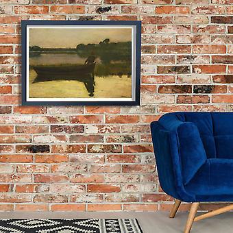 Winslow Homer - Sunset Poster Print Giclee