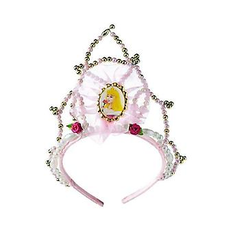 Rubie's offizielle Disney Prinzessin Schlafen Schönheit Perlen Tiara