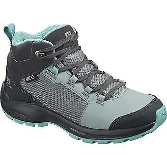 Salomon Outward Cswp J 409724 Trekking Winter Damen Schuhe