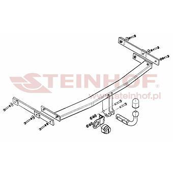 Steinhof Tow Bars And Hitches for 6 Estate 2008 to 2012