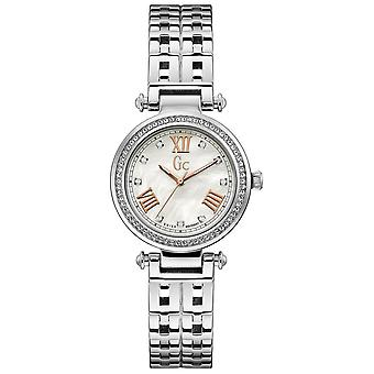 Gc watches prime chic Watch for Women Analog Quartz with Stainless Steel Bracelet Y47002L1MF
