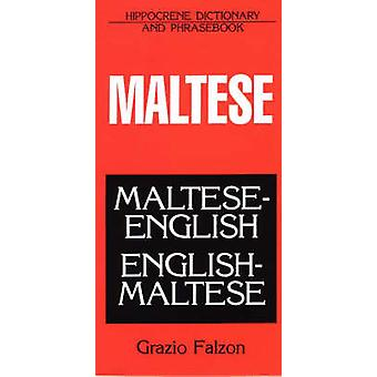 MalteseEnglishEnglishMaltese Dictionary and Phrasebook by Falzon & Grazio