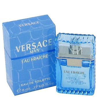 Versace man mini eau fraiche av versace 441080 5 ml