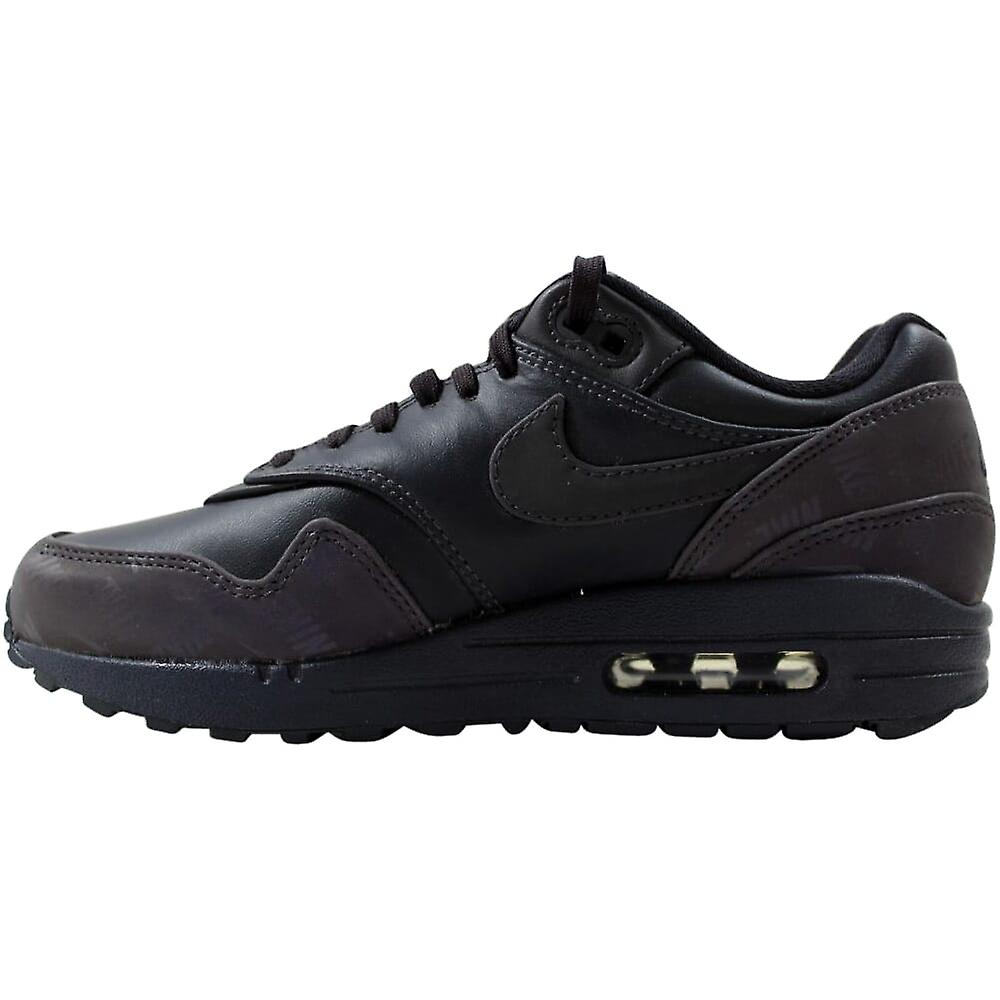 Nike Air Max 1 LX Oil Grey 917691-001 Femmes-apos;s