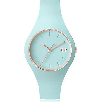Ice Watch - Armbanduhr - Unisex - ICE glam pastel - Aqua - Small - 3H - 001064
