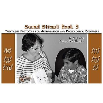 Sound Stimuli For /k/ /g/ /m/ /n/ /ing/ /l/: Volume 3 for Assessment and Treatment Protocols for Articulation and Phonological Disorders