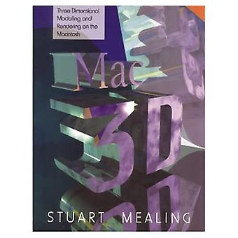 Mac 3D: Three Dimensional Modelling and Rendering on the Apple Macintosh