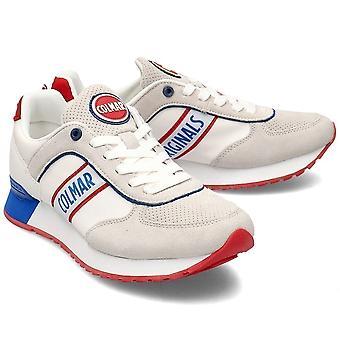 Colmar Travis Runner TRAVISRUNNER030WHITE universal all year men shoes