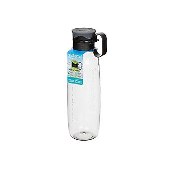Sistema Tritan Traverse Bottle, 800ml Black