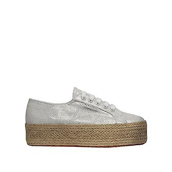 Superga Kvinnor & s 2790 Jersey Frost Lame Sneakers