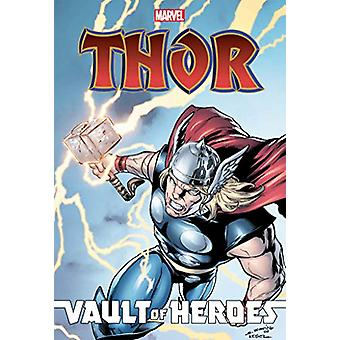 Marvel Vault of Heroes - Thor by Louise Simonson - 9781684056668 Book