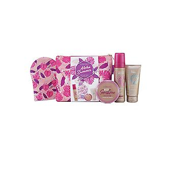Sunkissed Aloha Summer Prep and Finish Tanning Set