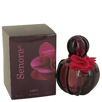 Ajmal Senora Eau De Parfum Spray By Ajmal 2.5 oz Eau De Parfum Spray