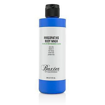 Invigorating body wash italian lime and pomegranate essence 213226 236ml/8oz