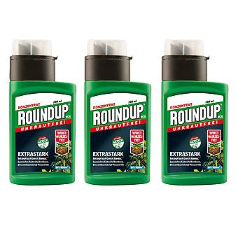 Sparset: 3 x ROUNDUP® Special, 250 ml